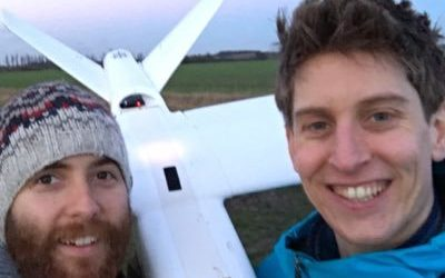 Episode 1 – Conservation bootstrapping, seeking out bats with a drone – Tom and Tom, Project Erebus