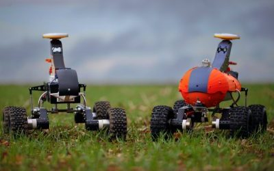 Episode 16 – Small Farming Robots – Rethinking Food Production to Help Restore the Environment–  Ben Scott-Robinson, Small Robots