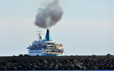 Are Cruise Ships More Polluting Than Planes?